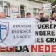 Pegida en Fortress Europe in Enschede