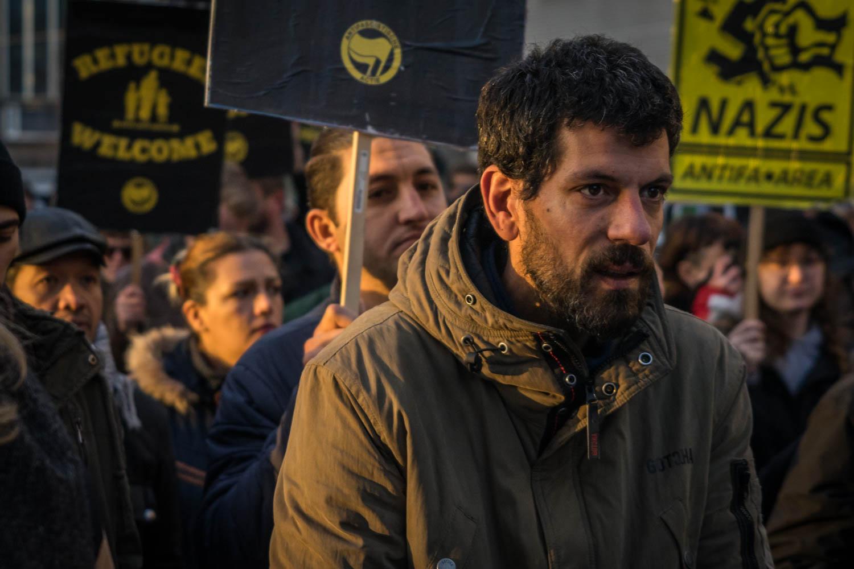 AFA Vluchtelingen Den Haag Oscar Brak Fotografie