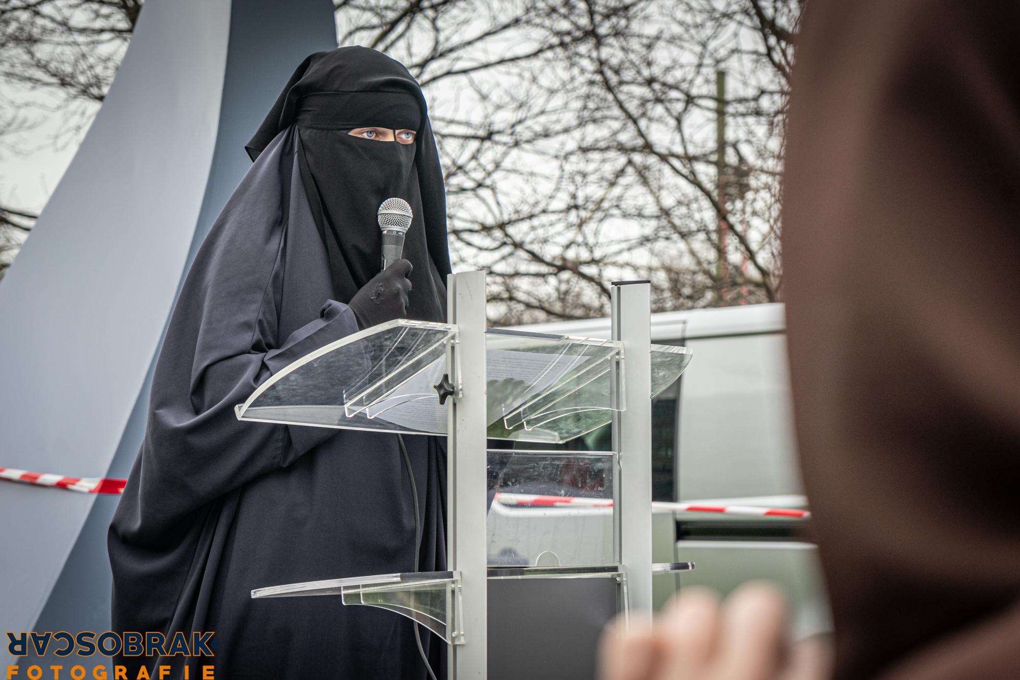 niqab verbod den haag oscar brak fotografie