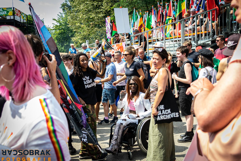 Pride Walk Amsterdam Oscar Brak Fotografie