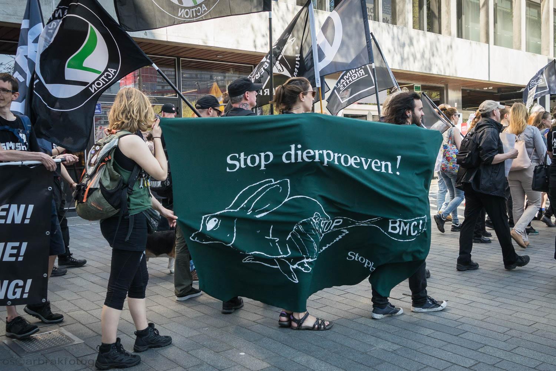 extinction rebellion animal rights wereldproefdierendag oscar brak fotografie