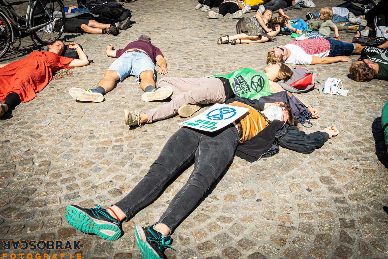 extinction rebellion amazone dam amsterdam bolsonaro oscar brak fotografie