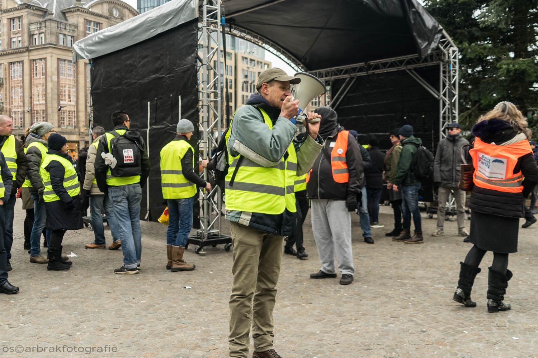 gele hesjes Nederland Oscar Brak Fotografie