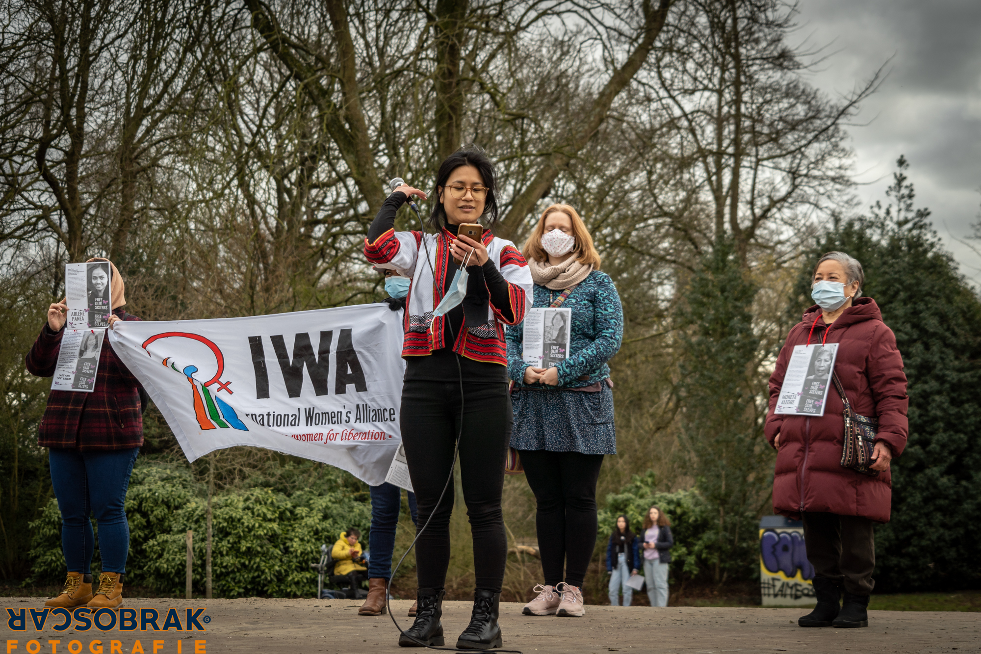 Run up International Women's day Utrecht Oscar Brak Fotografie