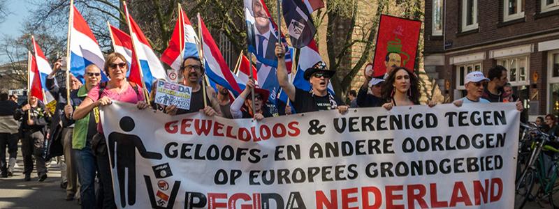 Pegida in Groningen
