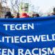 Movement x tegen politiegeweld Den Haag