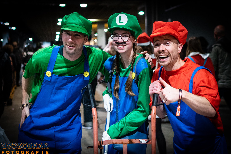 Heroes Dutch Comic Con Jaarbeurs Utrecht