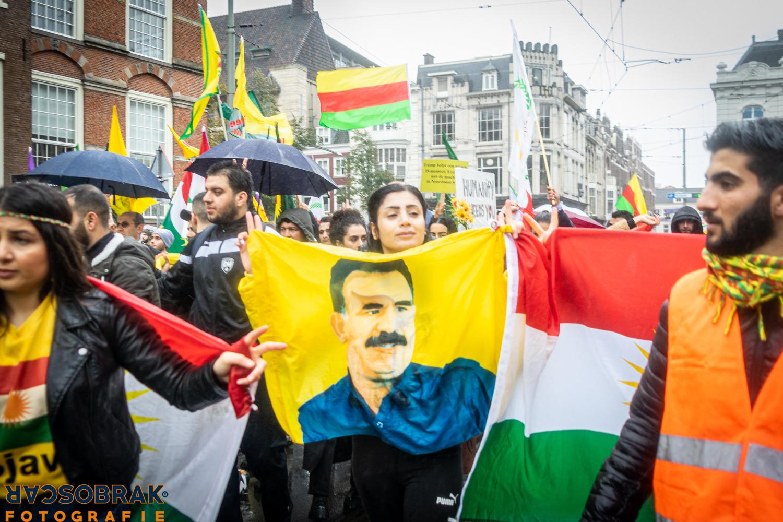 Koerden Rojava Den Haag Oscar Brak Fotografie