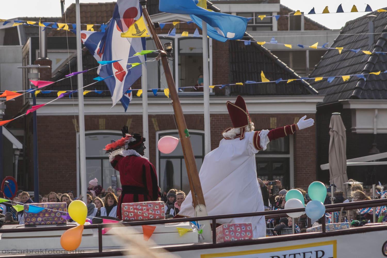 Zwarte Piet Demonstratie Friesland Grou Oscar Brak Fotografie