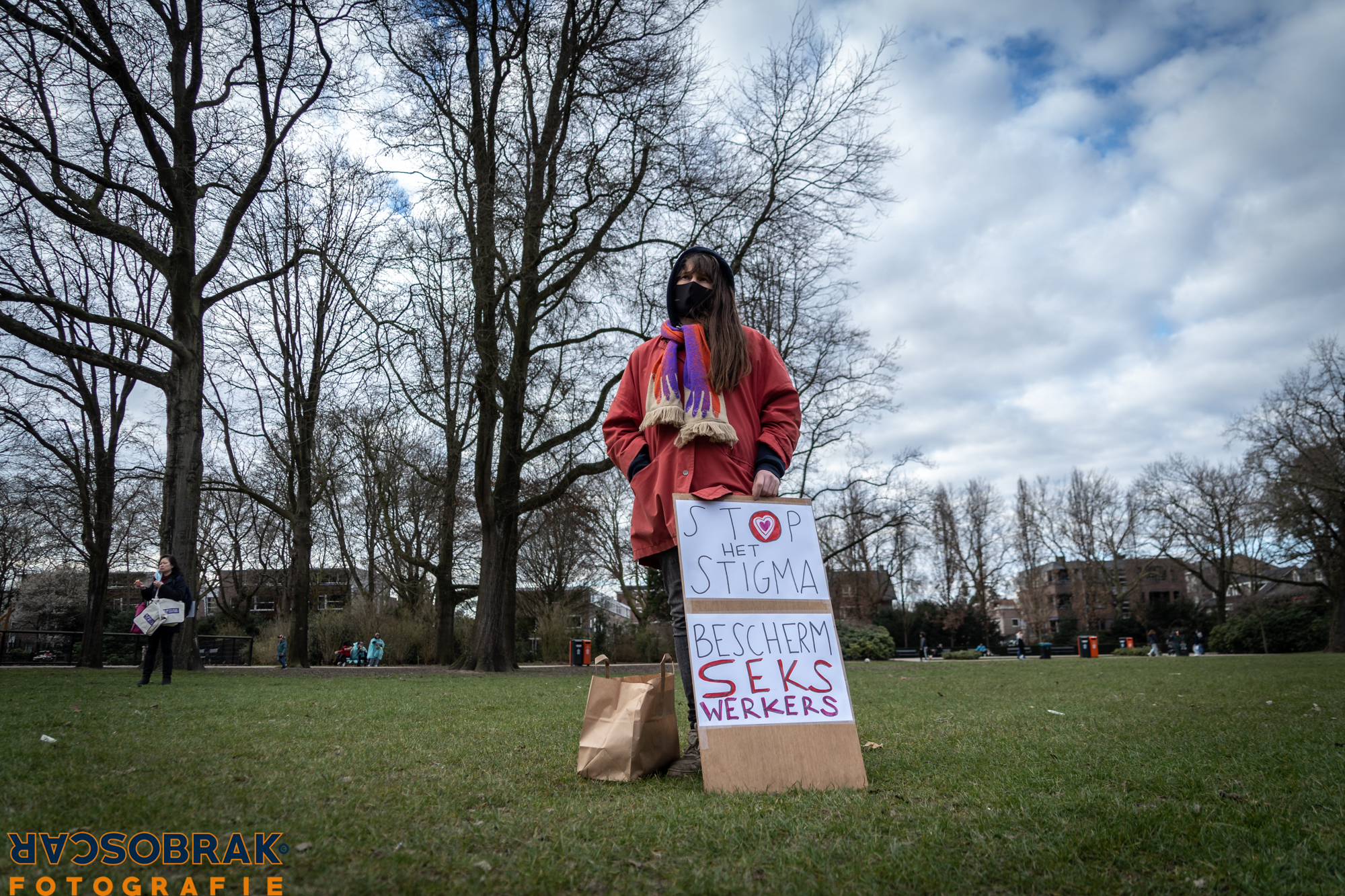 Run up International Women's day Utrecht Oscar Brak Fotografie